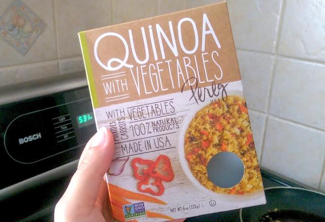 Pereg Quinoa with Vegetables