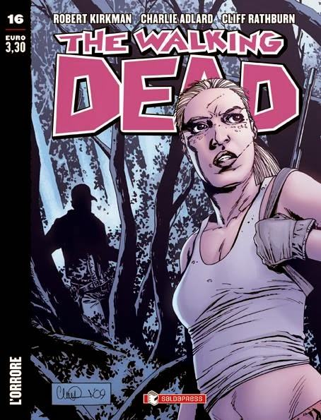 The Walking Dead #16 - L'orrore