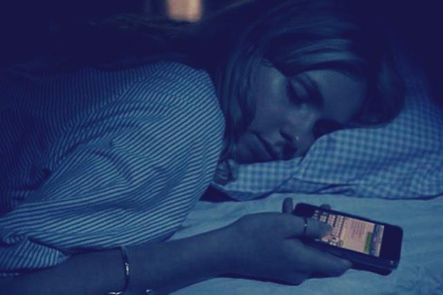 لن تضع هاتفك بجوارك وأنت نائم بعد مشاهدة هذه الصورة