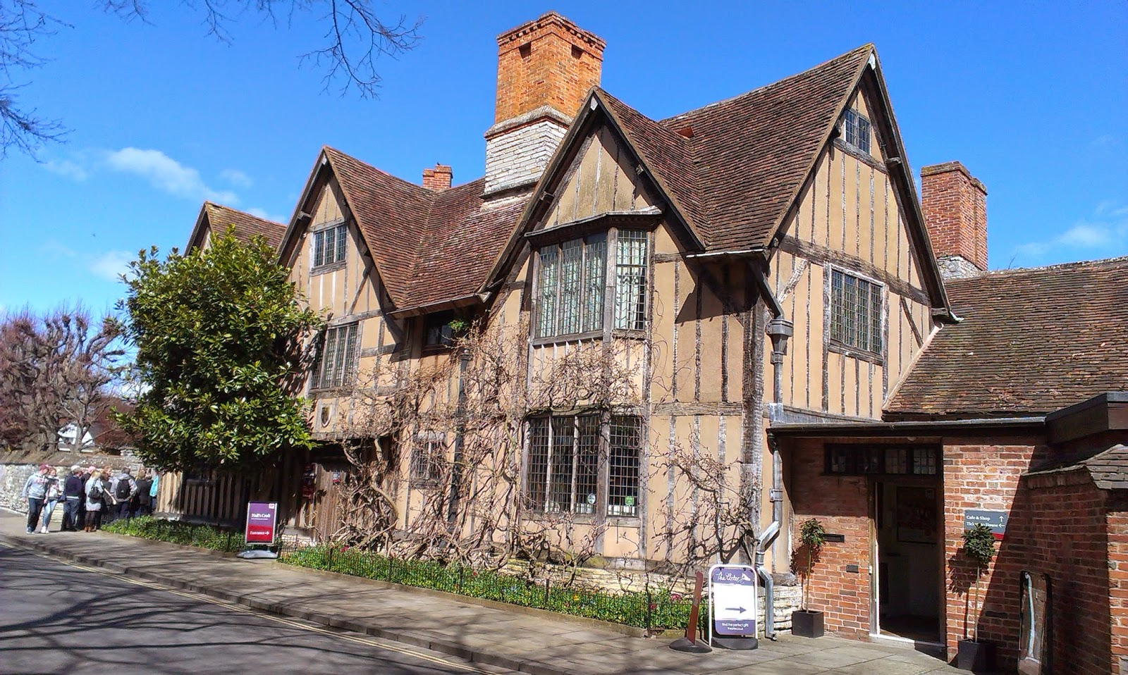 Hall's Croft, Stratford upon Avon