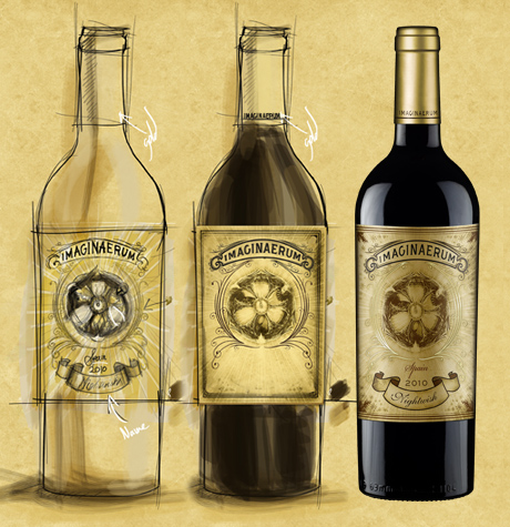 Imaginareum wine