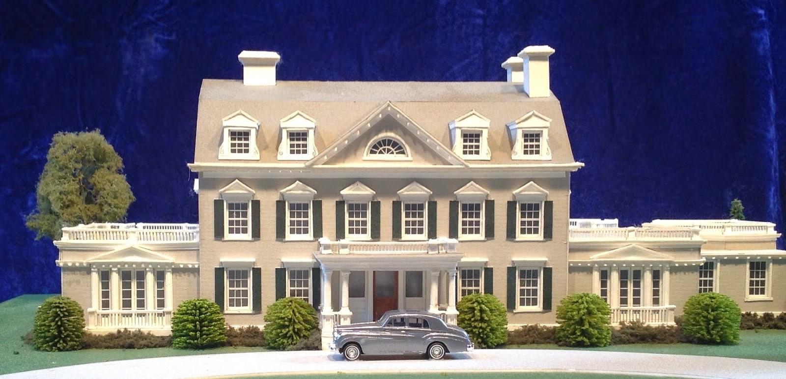 Hampton house model
