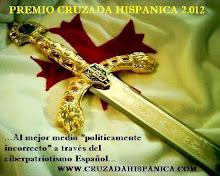 Premio Cruzada Hispanica 2012