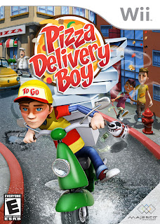 Pizza Delivery Boy Wii