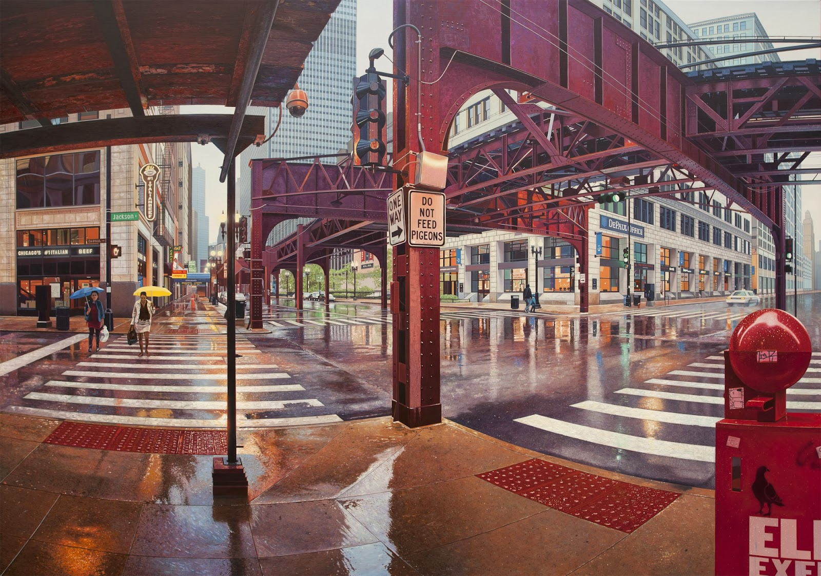 17-Nathan-Walsh-Hyper-Realistic-Cityscapes-Paintings-www-designstack-co