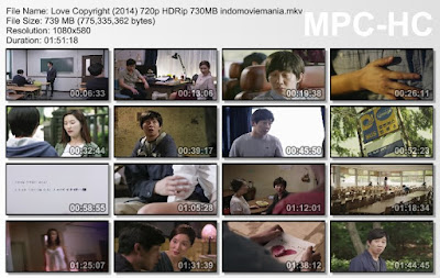 Love Copyright (2015) HDRip