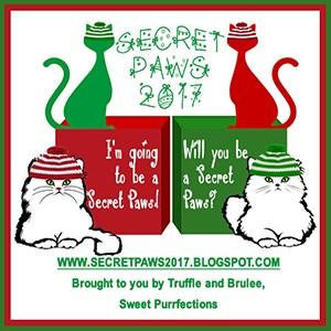 Secret Paws 2017