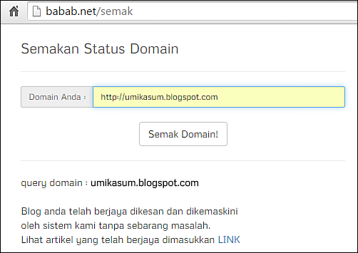 Ping Busuk bertukar kepada Babab.Net, laman ping busuk penyumbang trafik blog, ping busuk atau dikenali babab.net mudah digunakan untuk sebar dan promosi entry blog, gambar laman ping babab.net, raksasa aggregator Malaysia, kelebihan laman ping blog babab