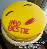 Smiley Cake