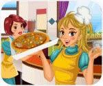 Cửa hàng bánh pizza, game ban gai