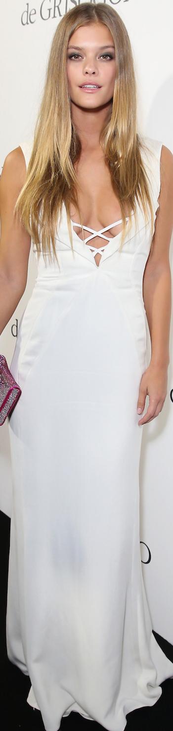 Nina Agdal 2015 Cannes Film Festival