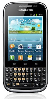 Gambar Samsung Galaxy Chat B5330