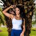 """Destaque da Rocinha, Jennifer de Paula se prepara para o carnaval: """"quero ficar entre magra e fitness"""""""