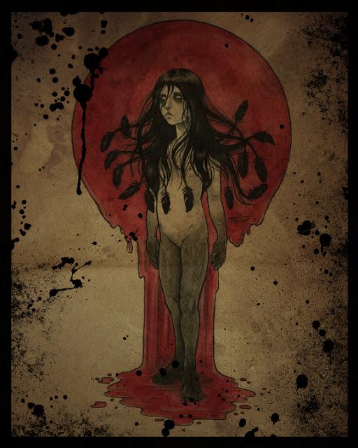 The artwork of Teresa Murphy