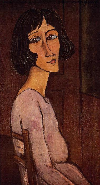 Amadeo Modigliani (cuadros)