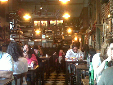 Cafe Margot - Interior - Dic. 2011
