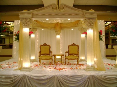 Modern Wedding Decoration Ideas