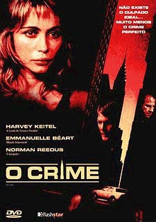 Filme Poster O Crime DVDRip XviD & RMVB Dublado