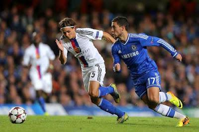 Xem lại đầy đủ trận Basel vs Chelsea