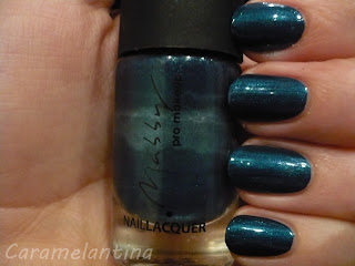 Mabby Ultra Green, opiniones swatch review