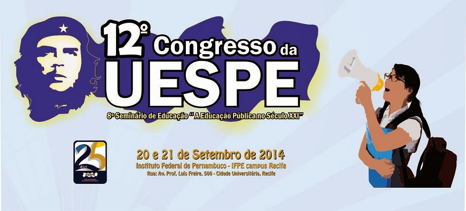 União dos Estudantes Secundaristas de Pernambuco - UESPE