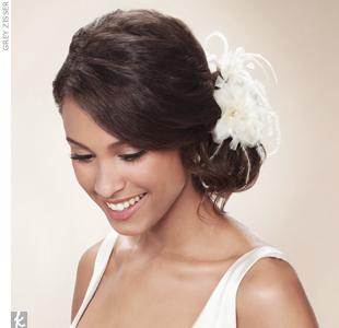cheap wedding hair pieces