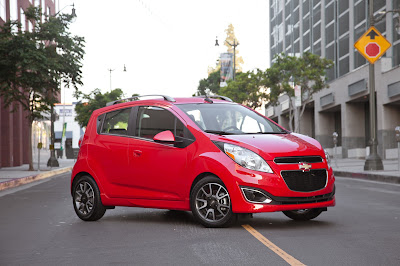 Review Spesifikasi Chevrolet All-New Spark