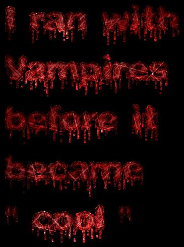 Vampire Code