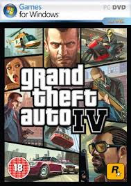 GTA IV highly compressed pc game download 3 Mb