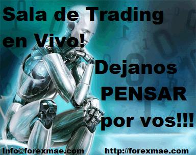 Sala de Trading en Vivo