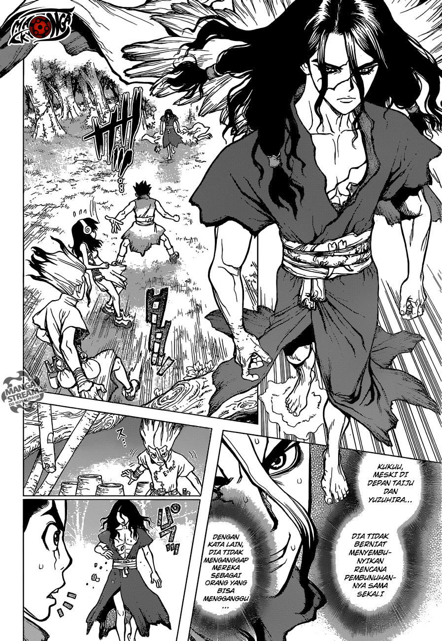 Dr. Stone Chapter 06-4