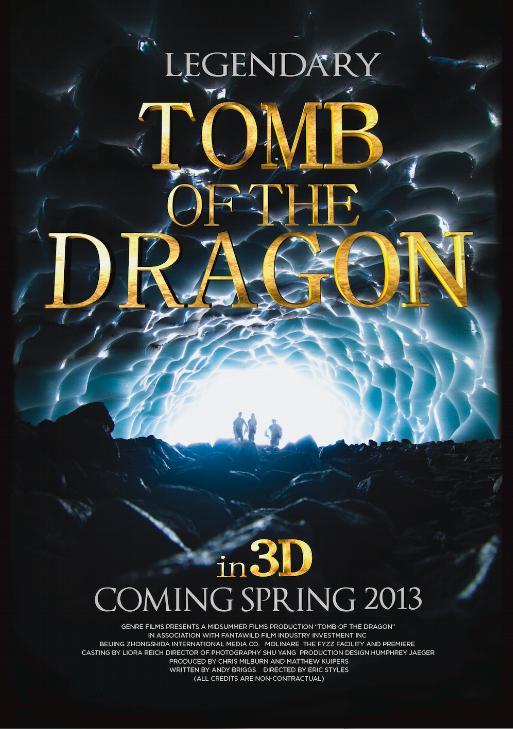 Huyền Thoại Lăng Mộ Rồng (2013) Full Hd