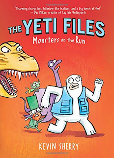 The Yeti Files: Monsters on the Run