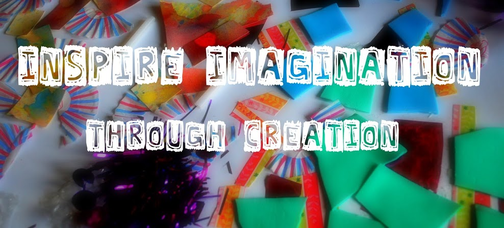Inspire imagination through creation