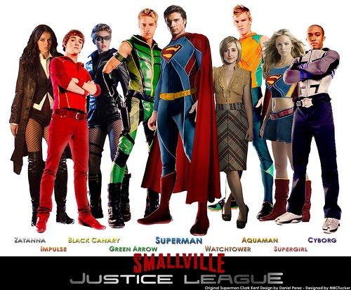 El final de Smallville