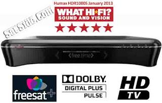 Humax HDR-1000S Freesat+HD, price, specs 2015