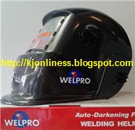 หมวกเชื่อมอัตโนมัติของ WELPRO