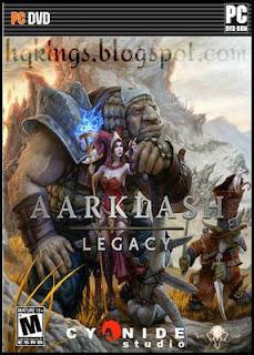 Aarklash Legacy FLT