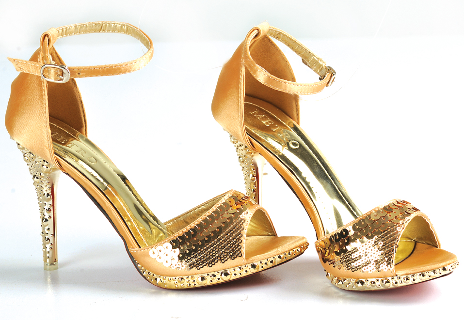 Metro Shoes Golden wedding