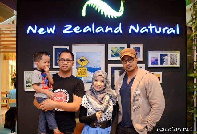 Some of the cool bloggers at New Zealand Natural