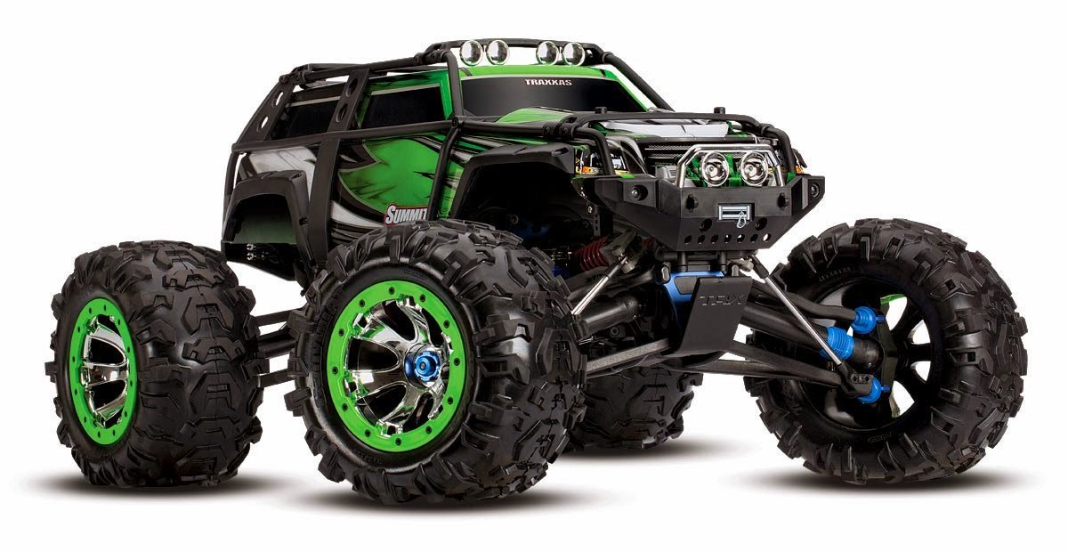 Buy Traxxas 56076 Summit 4WD Electric Extreme Terrain Monster Truck Ready-To-Race Trucks (1/10 Scale) Lowest Price Now