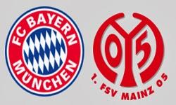 مشاهدة مباراة بايرن ميونخ وماينز بث مباشر 22-3-2014 الدوري الألماني