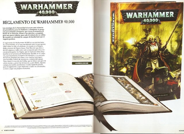 White Dwarf Pictures Are Here! 6th Edition