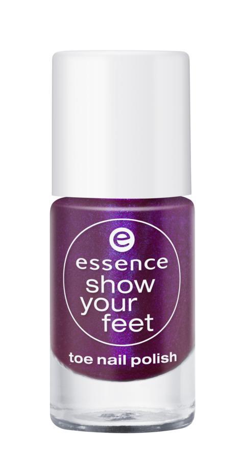 news zur Essence show your feet