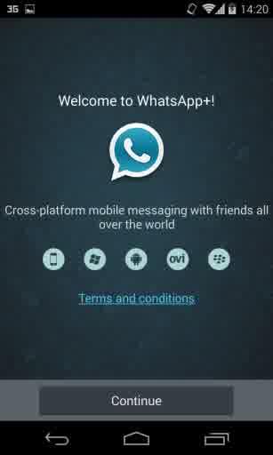 Download New WhatsApp Plus V 6.24 | Whatsapp+ 6.24D