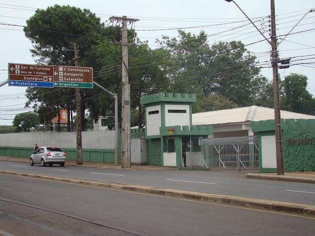 34o Batalhão de Infantaria Motorizada Foz do Iguaçu City Tour Loumar Turismo