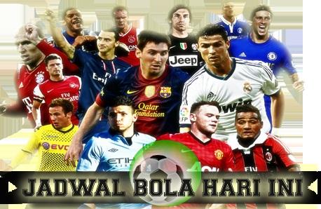Jadwal Sepak Bola - Jadwal Pertandingan Sepak Bola Terkini