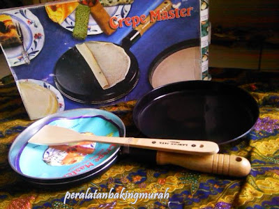 crepes maker / wajak kwalik