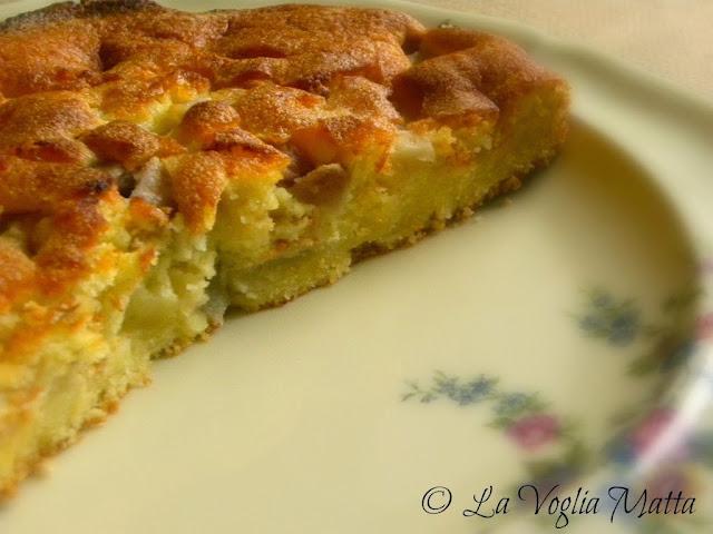 torta di pere e buttermilk