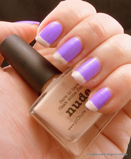 Picture Polish Wisteria and Nude